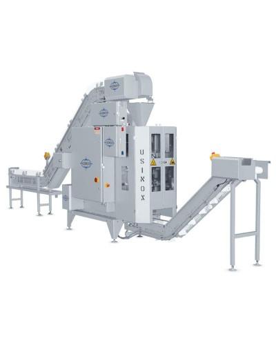 Detalhes do produto Embaladora vertical de partes EPUPA 3600