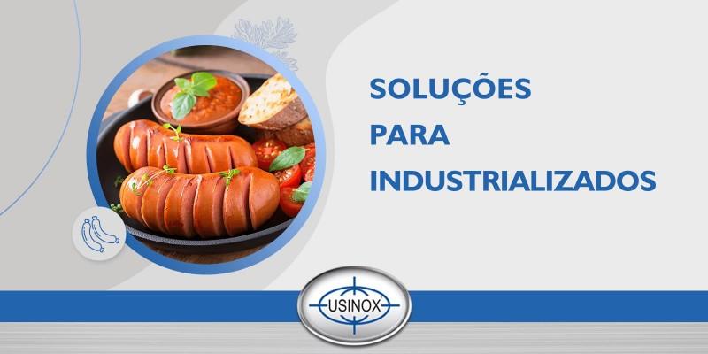Soluções para industrializados