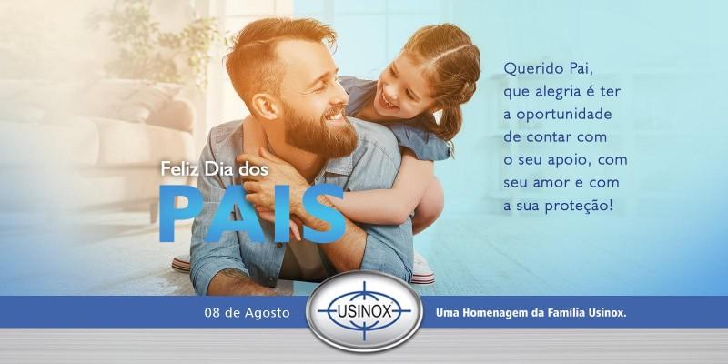 08 de agosto, dia dos Pais