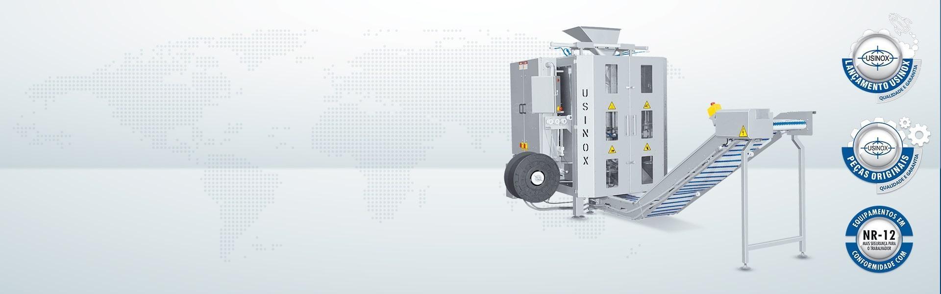 Embaladora Vertical com Zíper EPUPZ 5000