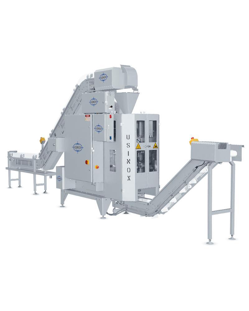 Embaladora vertical de partes EPUPA 3600