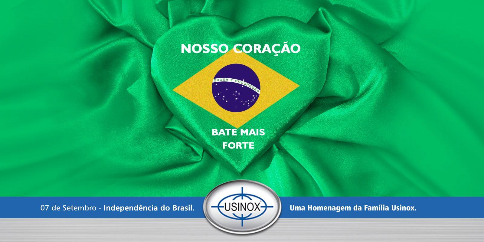 Independência do Brasil, 7 de setembro